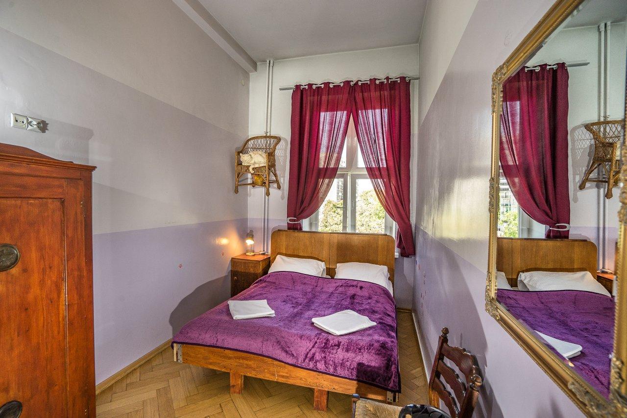 dobry hostel w Warszawie